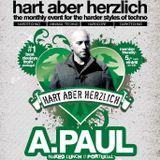 P.Stylez live @ Hart aber Herzlich - Naked Lunch - Butan Club 2012-04-20