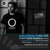 Logical Music Radio by Pervis Navarro & Friends #061 - Pervis Navarro Special fin de Temporada @ wat
