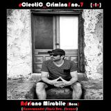 Adriano Mirabile - Eclectic Criminal Productions Podcast no. 7