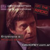 P> ON THE RADIO -03- 05-10-17 - Entrevista Ricardo Bussi