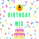 DJ JEL - 2017 BIRTHDAY MIX (MULTI-GENRE MIX)
