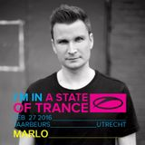 MaRLo - Live @ A State Of Trance Festival, Mainstage (Utrecht, Netherlands) – 27-FEB-2016