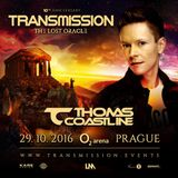 Thomas Coastline live at Transmission The Lost Oracle