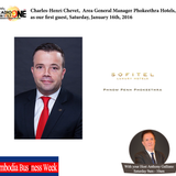 Charles-Henri Chevet, Darren Gall, and  Timothy Bruyns | Cambodia Business Week | 16 January, 2016