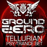 TELLURIAN - BLOOD MOON MIX @ PSYTRANCE AREA GROUND ZERO FESTIVAL 2015