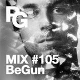 PlayGround Mix 105 - BeGun