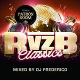 The Versuz #Patronroom podcast mixed by Dj Frederico (RvzB Classics edition)