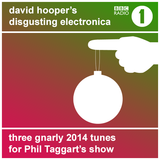 David Hooper's Disgusting Electronica - Dec 14 - Three Gnarly Tunes