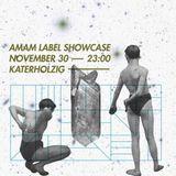 Andrea Ferlin at Amam Label Night - Kater Holzig 30.11.12 - Part.2