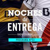 NOCHES DE ENTREGA N°53_06-10-2013