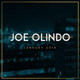 Joe Olindo - JANUARY MIX (GarageHouse)