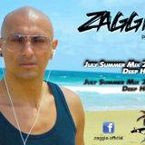 ▶ ZAGGIA ◀ LIVE MIX JULY SUMMER 2015 - Compilation Mixtape
