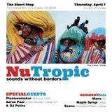 DJ Potira live at NuTropic (4.7.16)