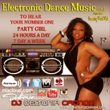 Dj Deltonia Cannon Electronic Dance 4 (bmore / jersey club edition)