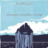 Japanese Synchro System@Cafe Gati 登米 2014.8.24...9pm to 11pm