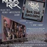 Hair Metal Mansion Radio Show #533 w/ Kenny Wilkerson of Nova Rex