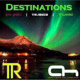 Jamie Bell - TR Destinations Radio 007 December 2015