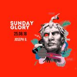Joseph G. - Sunday Glory Live Set 25-08-18 @ Paradise Club Slovenia