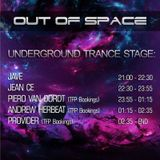 JeanCe @Live Out Of Space (Trance Stage) - Lima Peru