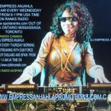 DJ EMPRESS ANJAHLA LIVE ON  RANKS RADIO THE  JAVA JOE FRAIZER  LAZY BODY AND SATTAM RIDDIMS