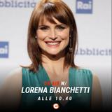 Andrea intervista Lorena Bianchetti - #happydays 4 dicembre 2018
