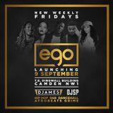 DJames & DJ SP Present: What Is Ego?