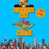 The Lunch Hr Mix W / Dj Ruxspin  3/9/18