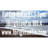 FatCat on 1BrightonFM - #1 08/08/2017