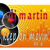 dj martin-keep on movin' 6