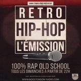 HIP-HOP OLD SCHOOL l'émission du 8 avril 2016