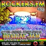Rockers.FM - ReggaeJam-Special 2016
