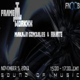 RHATE | FRAME WORKXX FNOOB RADIO 05/11/2013