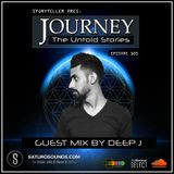 Journey - 105 Guest mix by Deep J on Saturo Sounds Radio UK [18.10.19]