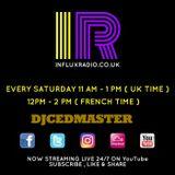 DJCEDMASTER LIVE@INFLUX RADIO 04.11.2017
