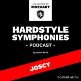 076 | Hardstyle Symphonies – Alone@Home Party Session by Joscy