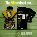 [FADER X HARDHITTERS] THE 90'S RISED ME MIXED BY DJ Slowfingaz