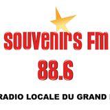"""LE PÈRE NOËL DE L'AN ROCK : REPLAY """"L'INVITÉ DU 12/13"""" AVEC FABIEN THOUVENIN"""