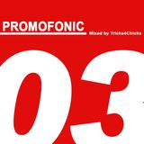 Tricks4Chicks - Promofonic Three (Promo Mix 2010)