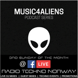 RTN Presents // Music4aliens Podcast Series EP 10 Giancarlo Di Chiara (Italy)
