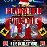 Vogue vs Ignition U18's Promo Mix