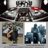 WIB Rap Radio - Von Pea and Traffimatics