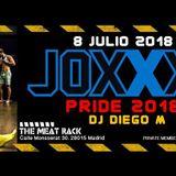 DJ Diego Madrid @ Demo JOXXX 2018
