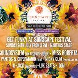 Get Funky @ Sunscape Festival 2016