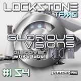 The Glorious Visions trance Mix 154 Part 1