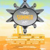 IIAN - HYBRID SUMMER JAM 13-07-2013 PROMOMIX