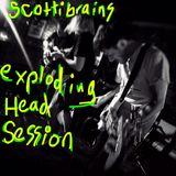 Tuckshop Community Radio and Exploding Head Sessions present Scottibrains!!!!