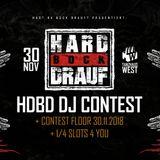 KabelSalat - HARD BOCK DRAUF DJ CONTEST 05.11.18 [TECHNO2HARDTECHNO]