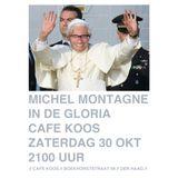 Michel Montagne in de Gloria, live at cafe Koos 30 oktober 2010