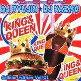 DJ RYUJIN & DJ KAZMO / KING & QUEEN 2008 HIPHOP R&B MIX