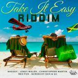 Take It Easy Riddim megamix 2014